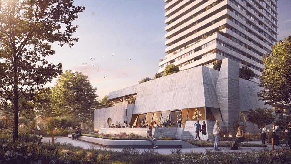 Bunkertoren Eindhoven